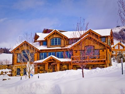 Photo for 4BR House Vacation Rental in Mount Crested Butte, Colorado