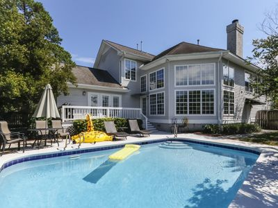 Photo for East Beach! Private Pool!