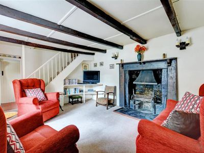 Photo for Vacation home The Mill in Fowey - 5 persons, 3 bedrooms