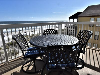 Photo for Beautiful Beach Front Condo ~ Indoor Pool ~ Bender Vacation Rentals