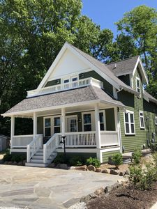 Photo for New cottage with pool and walkable to downtown/beach