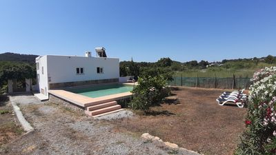 Photo for Cozy house with pool and large plot for 8 people (Ref. ETV975E)