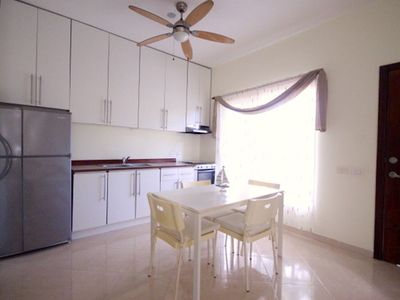 Photo for BEAUTIFUL APARTMENT IN THE CITY CENTRE OF LAS TERRENAS