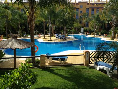 Photo for Luxurious 2 Bed Apartment In Los Jazmines with Internet and full TV service