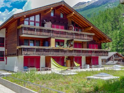 Photo for Apartment Rossignol B in Zermatt - 4 persons, 1 bedrooms