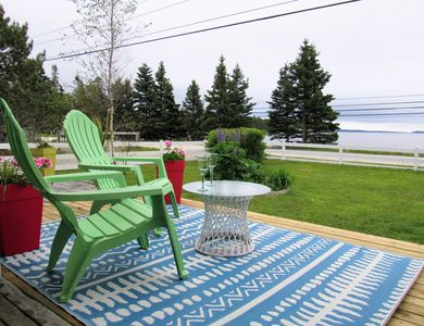 Photo for Newly renovated ocean cottage. new listing, view VRBO 607690 for owner reviews