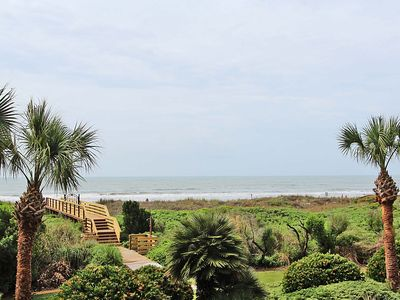 Photo for **LUXURY** SPACIOUS OCEANFRONT W/ DIRECT BEACH & POOL ACCESS FROM PRIVATE DECK
