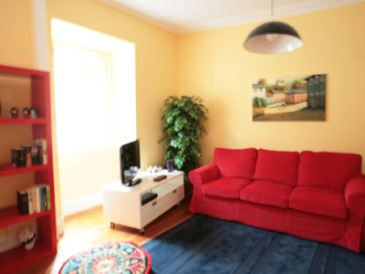Photo for Quiet flat in the middle of the historical center, fully equipped.