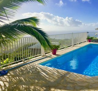 Photo for Luxury villa with pool, exceptional view
