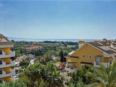 Photo for Apartment with sea view near Puerto Banus