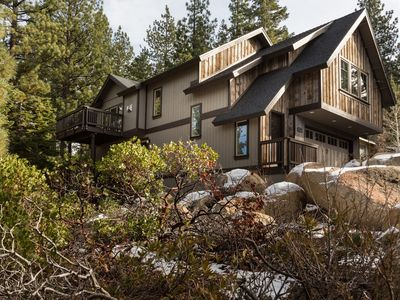 Photo for Rocky Point - Heavenly Valley Home in South Lake Tahoe w/Hot Tub