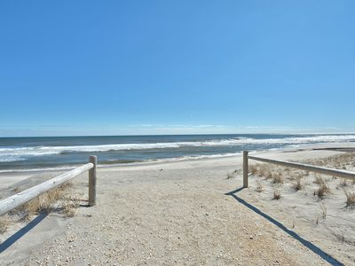 Photo for Ocean View_2019 Rates_ New House - 75 Ft. to Beach.