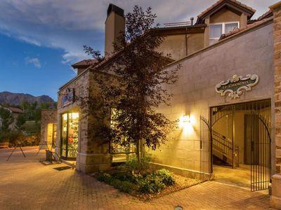 Photo for Classic Condo in the Heart of Mountain Village This is Perfect for Skiers & Mountain Bikers