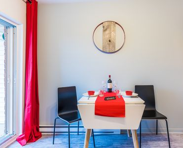 Photo for Le Homa - newly renovated with parking and 1 bedroom