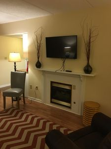 Photo for Fall Break 3 bedrooms,3 baths, walk downtown, WIFI, pool, king bed,washer/dryer
