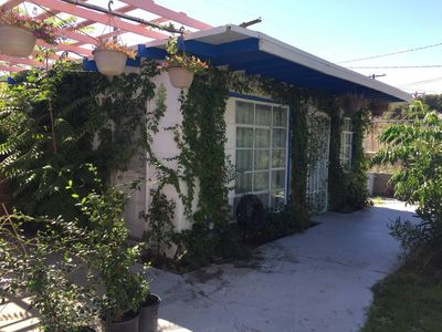 Photo for Casita del Rey: A quiet child and pet friendly oasis in the heart of downtown