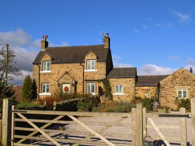 Photo for Bleak House, Longnor, autumn in the Peak District as in The Telegraph. Sleeps 4.