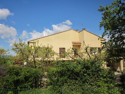 Photo for In Provence, in the quiet of the countryside and close to beaches