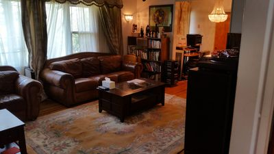 Photo for Very spacious Luxurious 2 bedrooms  across University of Maryland Golf Course.