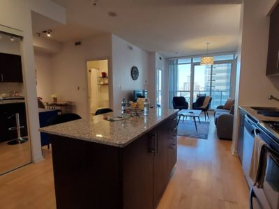 Photo for Magnificent Downtown Toronto Condo 1 bedroom + Den