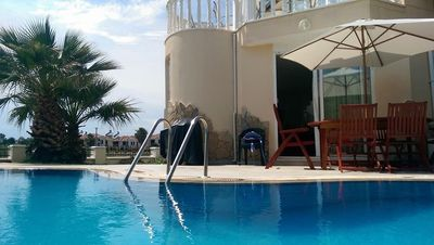Photo for 3 Double Bedroomed Villa with private swimming pool