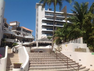Photo for 1BR DELUXE SUITE AT CABO VILLAS BEACH RESORT