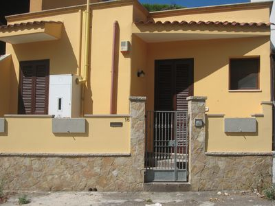 Photo for villa for holiday in Salento in a residential area surrounded by greenery