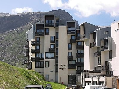 Photo for Apartment 508 m from the center of Tignes with Internet, Lift, Balcony (98665)