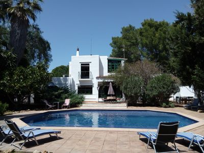 Photo for Price reduced by €200 per week during July.  Well priced villa by many amenities