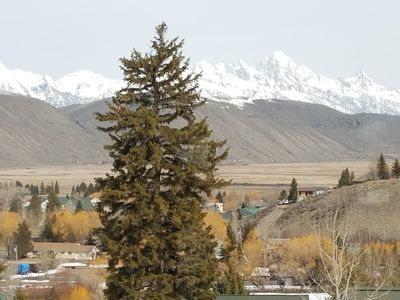 Photo for Teton Views & Privacy in Jackson Home - 30 day minimum rentals