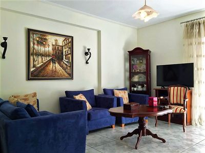 Photo for Comfy 3rdfloor flat+Pspace - Sightseeing Location