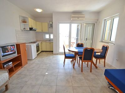 Photo for Apartment in the center of Cesarica with Parking, Internet, Washing machine, Air conditioning (121633)
