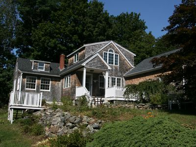 Photo for Wonderful 3-bedroom beach cottage in York Harbor