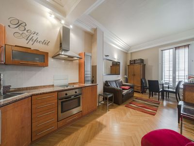 Photo for 1 bedroom very close from the Croisette and the Palais