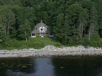 Photo for Everyone's Idea of a Real Maine Cottage... Simply Special !