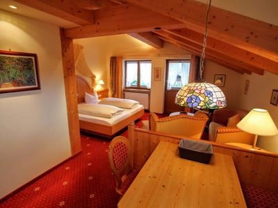Photo for Double room with shower, WC, No. 16 - Gatterhof - Family Malzer