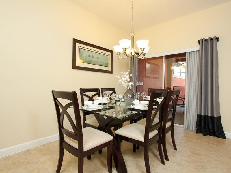 Paradise Palms Resort - Town House 4BR/3BA - Sleeps 8 - Gold - RPP486, Accommodation for 8 people