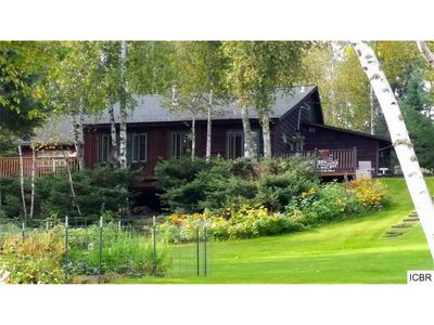 Lake Home with Sauna, Watercraft, Inflatables, & Good Fishing