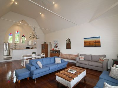 Photo for Find Peace and Serenity in this stunning converted church