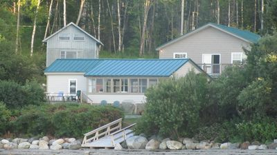 Photo for OCEANFRONT BAR HARBOR COTTAGES Sleep 7-14!.  Quiet & Only 5 miles from ACADIA!
