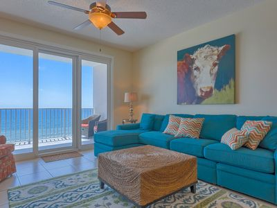 Photo for Windemere 705 Perdido Key Gulf Front Vacation Condo Rental - Meyer Vacation Rentals