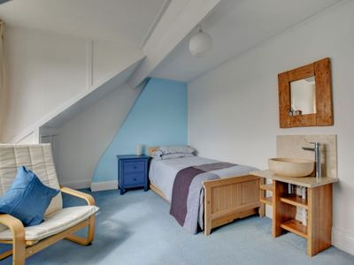 Photo for Brixham Apartment, Sleeps 5 with WiFi