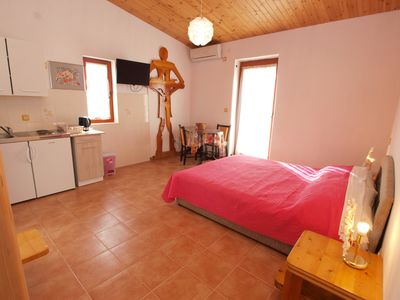Photo for Studio Apartment for 2 Persons (ID 1754)