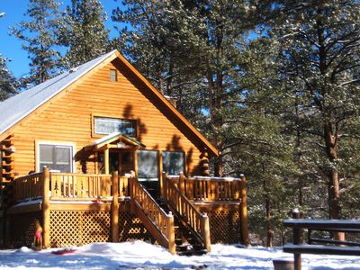 Photo for Cozy Cabin in the Woods - ATV - Hiking - National Forest