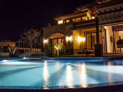 Photo for 4BR Villa Vacation Rental in Cabo San Lucas, B. C. S.