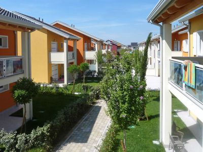 Photo for Apartment Ferienanlage Green Village (LDJ253) in Lido di Jesolo - 8 persons, 3 bedrooms