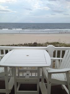 Photo for Beach Front Condo, Spectacular View, 2 BR 2BA