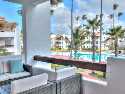 Photo for Beach Apartment 10mbps internet & Smart TV's