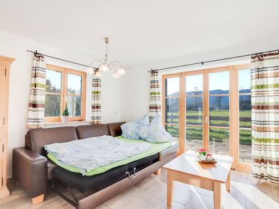 """Photo for Cosy Apartment """"Bergblick"""" with Garden, Terrace & Wi-Fi; Parking Available"""