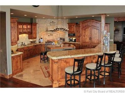 Photo for LUXURY SKI CHATEAU FOREVER MEMORABLE VACATION,  SLEEPS 17 IN COMFY BEDS